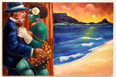 Cape Samba by Selwyn Pikeur