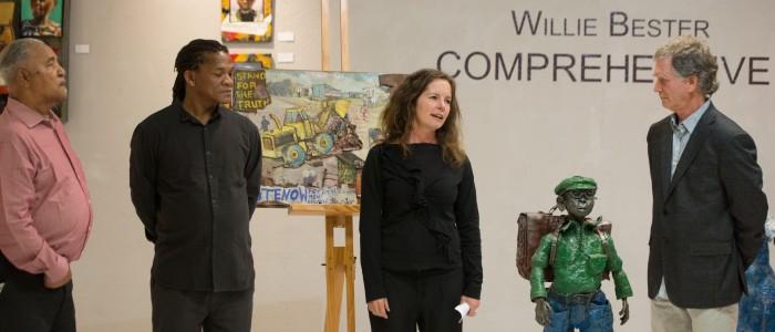Willie Bester Comprehensive - art.b