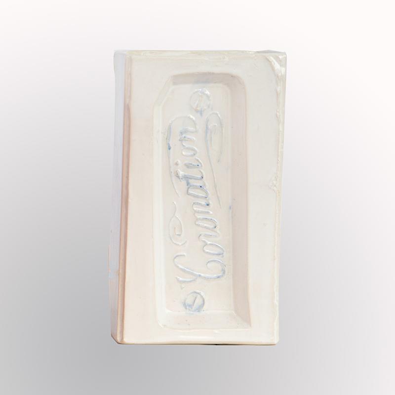 CE2020_Englemohr_Ian_coronation_brick_vase_white